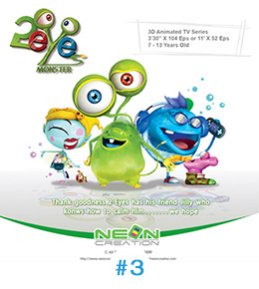 MIPJunior 2020 - 2 Eyes Monster