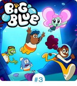 MIPJunior 2020 - Big Blue