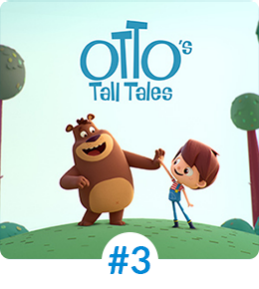 OTTO'S TALL TALES project Mipjunior