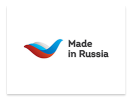 Made in Russia logo